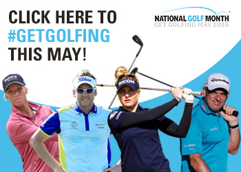 National Golf Month 2016