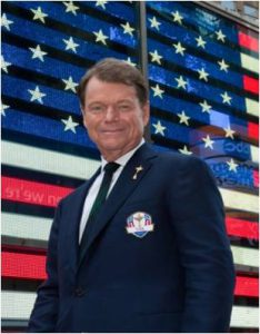 Tom Watson - Ryder Cup Captain 2014