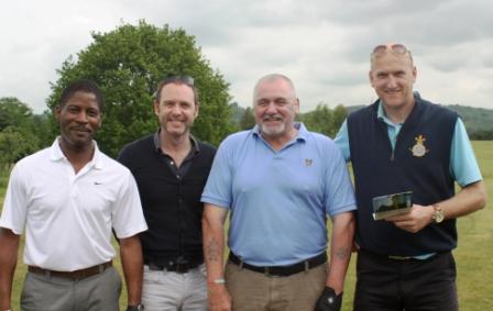 Organising a charity golf day