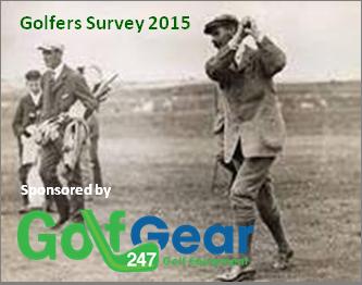 TSG Golfers Survey