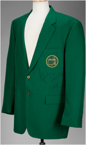 US Masters 2016 - Green Jacket