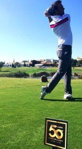 golfing in the algarve