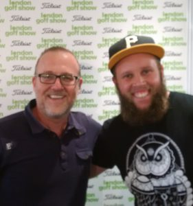 Beef Johnston & TheSocialGolfer.com