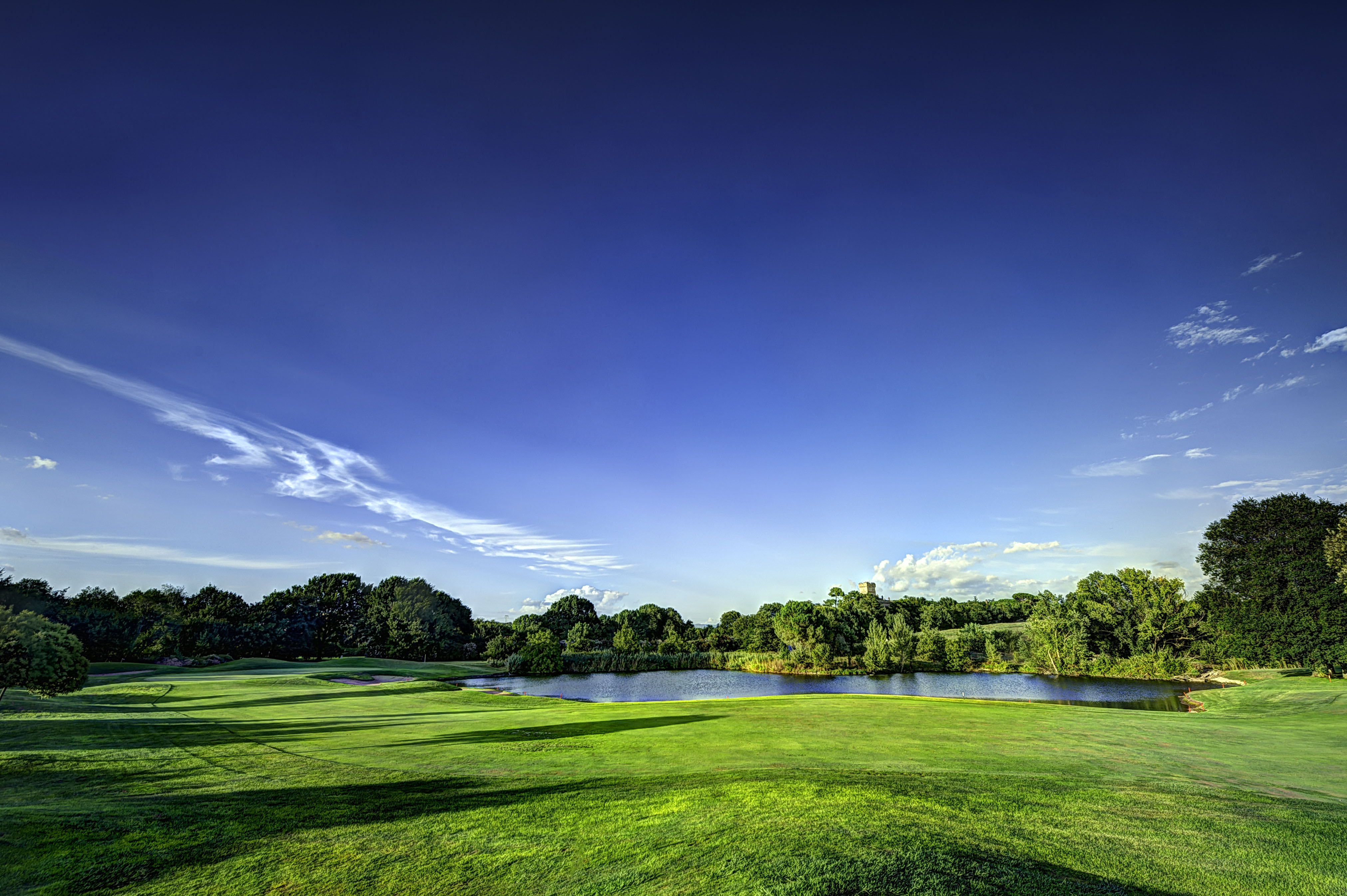 Italian golf - Marco Simone Golf & Country Club Buca