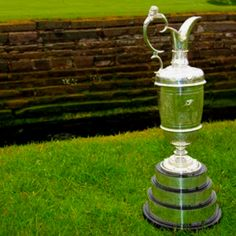 The Claret Jug - The Majors