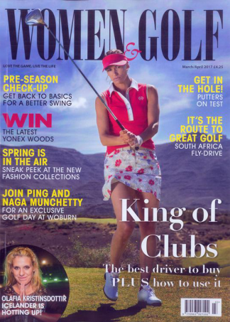 Women & Golf Magazine 2