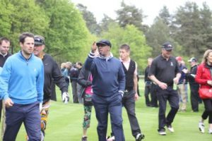 LIVE golf events