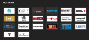 World Golf Awards Media Partners