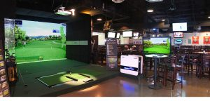 live golf events sports-bar