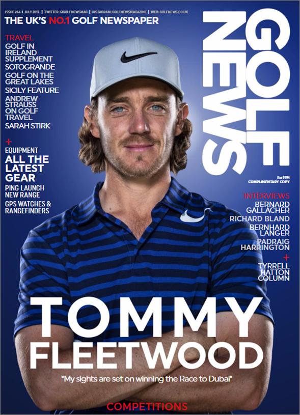 Golf News Magazine - Tommy Fleetwood