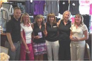 Ruth Brand - The Social Golfer Website Review
