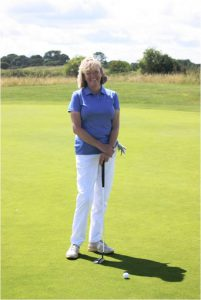 Ruth Brand - The Social Golfer Website Review