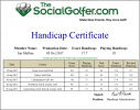 How to calculate your golf handicap?
