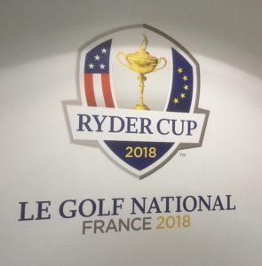 Paul Armitage - Le Golf National 1
