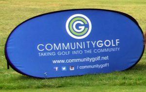 Community Golf Logo