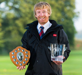GreenKeeper of The Year - Kevin O'Neill