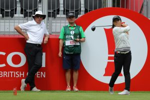 icoh Women's British Open at Woburn