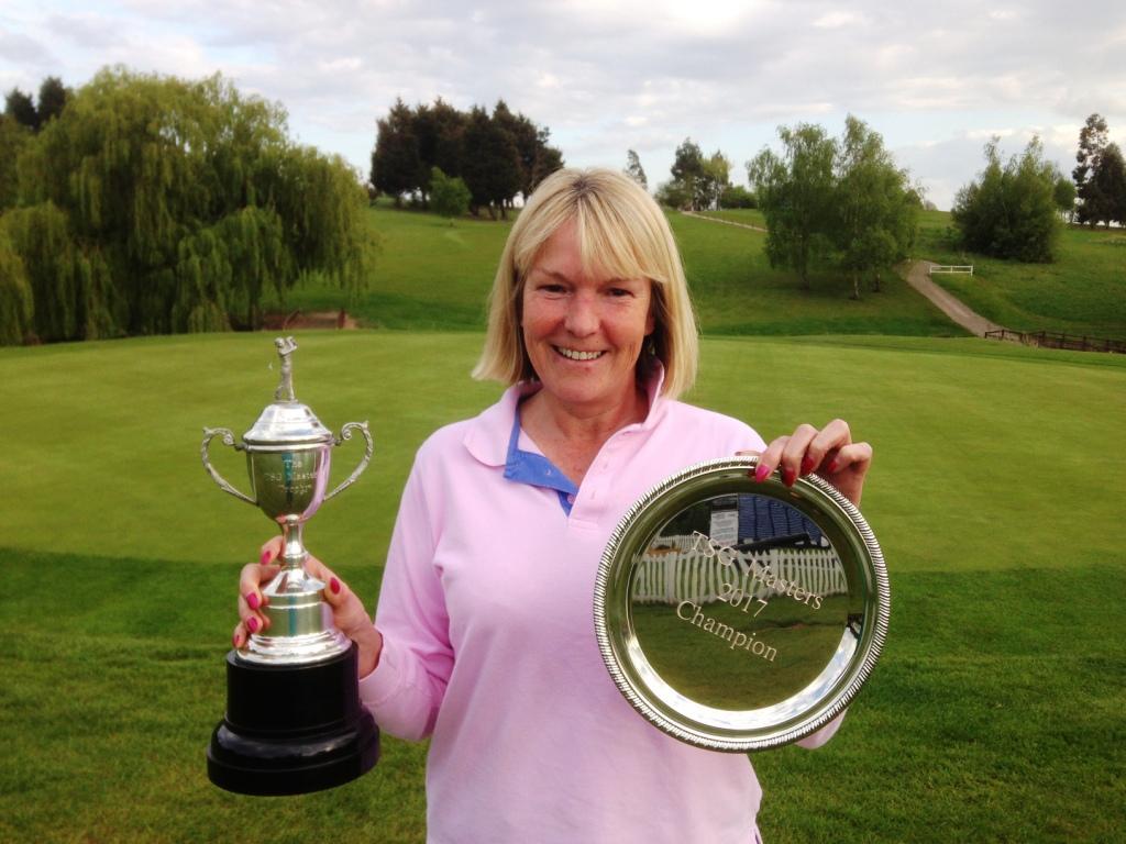 Ruth Brand - TSG Masters 2017 Champion