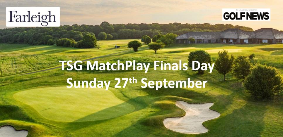 Farleigh Golf Club - The Social Golfer - MatchPlay Championship Finals Day