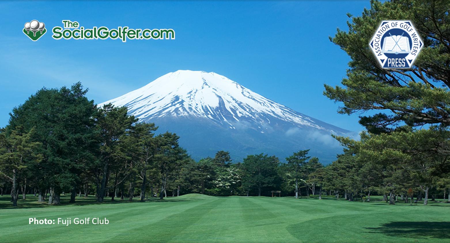 Fuji Golf Club - Golf in Japan - www.hesocialgolfer.com