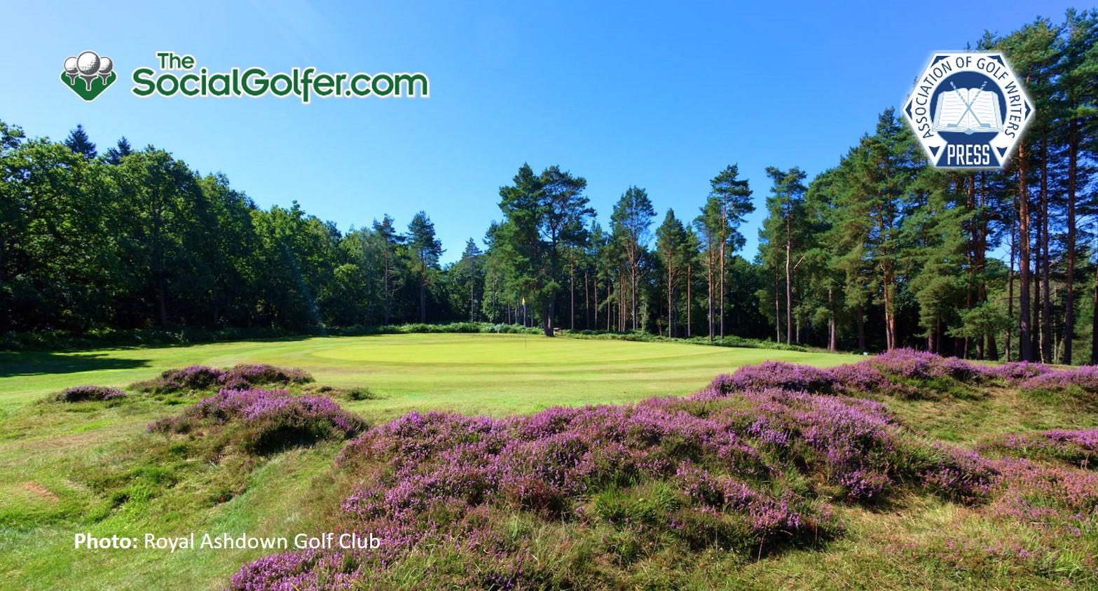 Royal West Ashdown Golf Club, Sussex - thesocialgolfer.com
