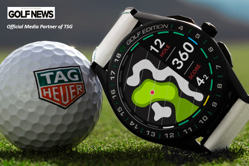 The Social Golf - Jube 2002 Newsletter - Tag Hauer watch