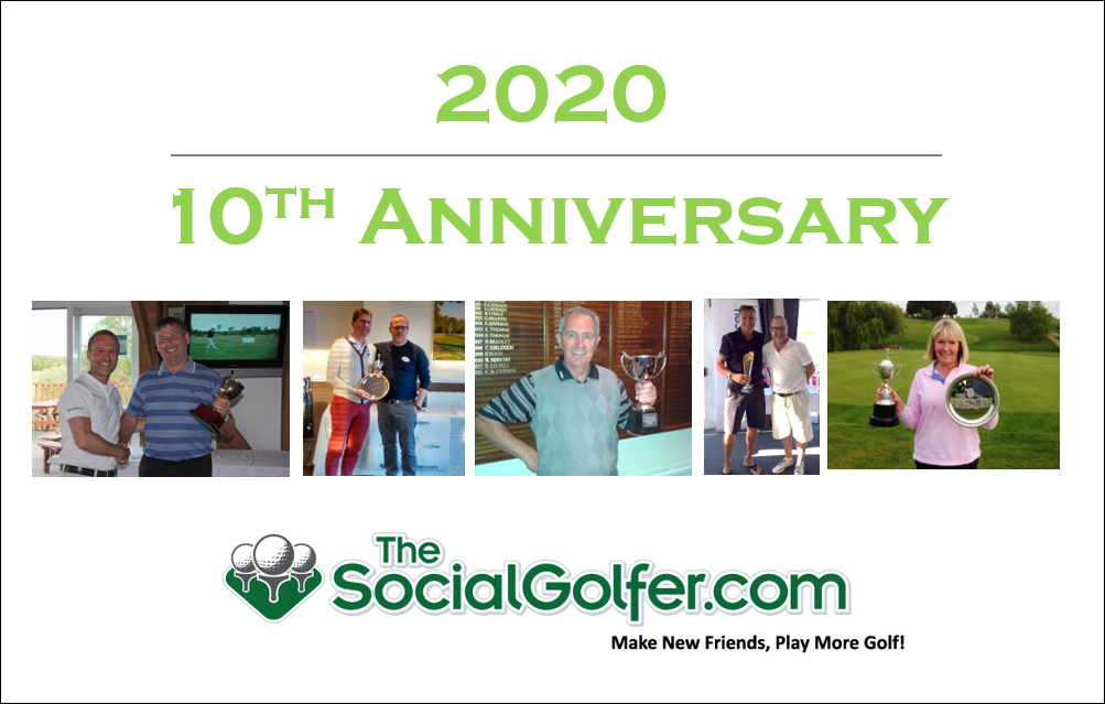 The Social Golfer 10th Bithrday - Society Golf