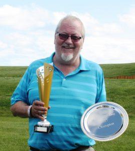 The Social Golfer Par 3 Championship - Pete Mayo