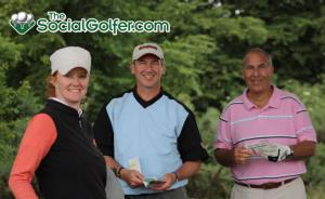 Groupon - The Social Golfer