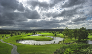 The Shire London - 18th hole