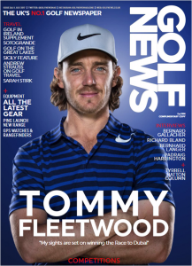 Golf News Magazine - Tommy Fleetwood