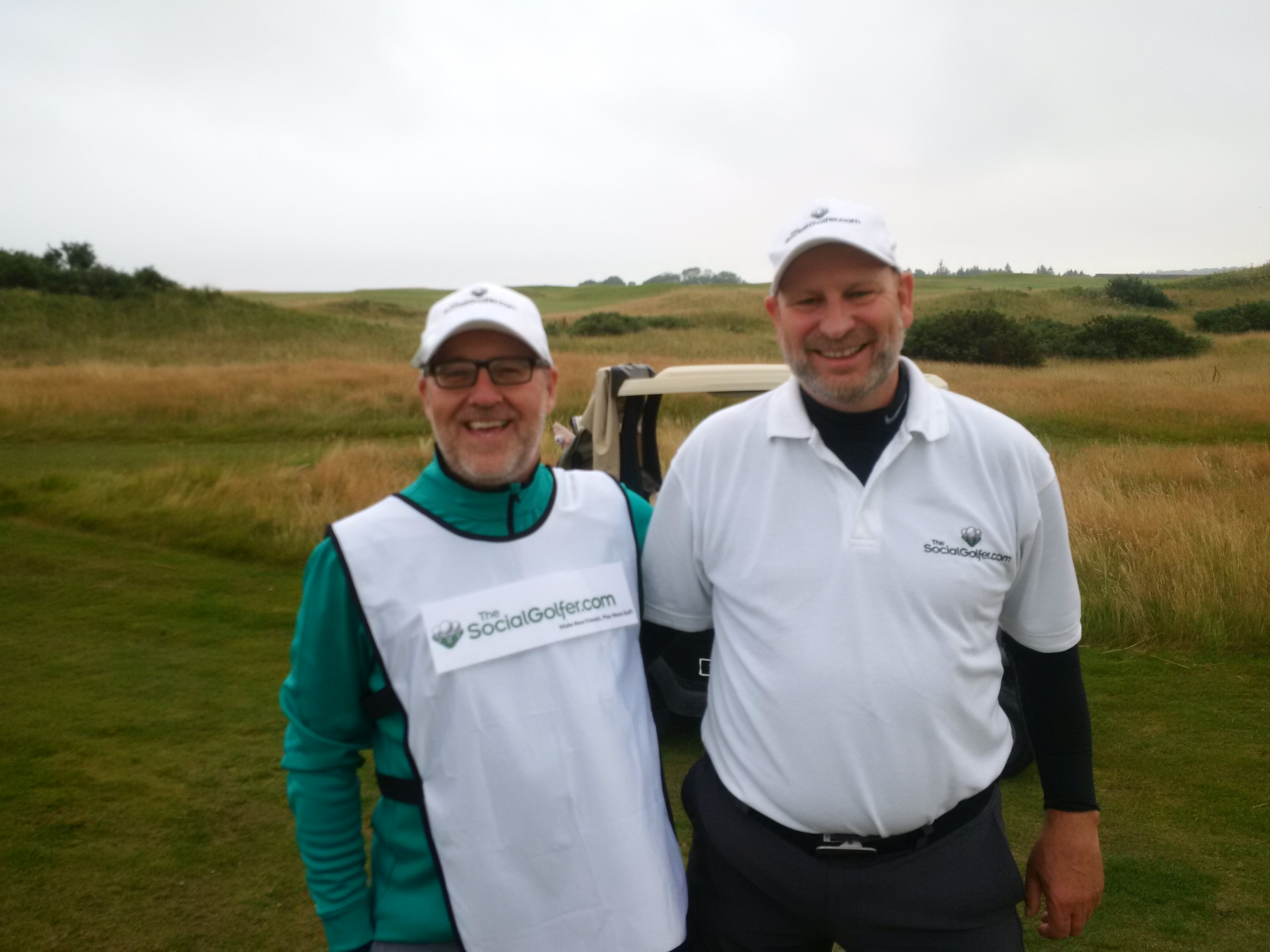 Paul Houghton - Disabled Golfer....