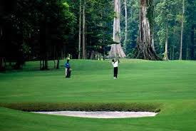 Rimba Irian Golf Club West Papua New Guinea