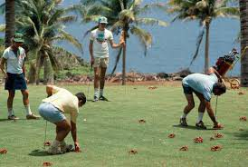 Christmas Island Golf Course v2