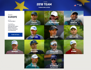 Ryder Cup 2018 - The Social Golfer - Paris v9