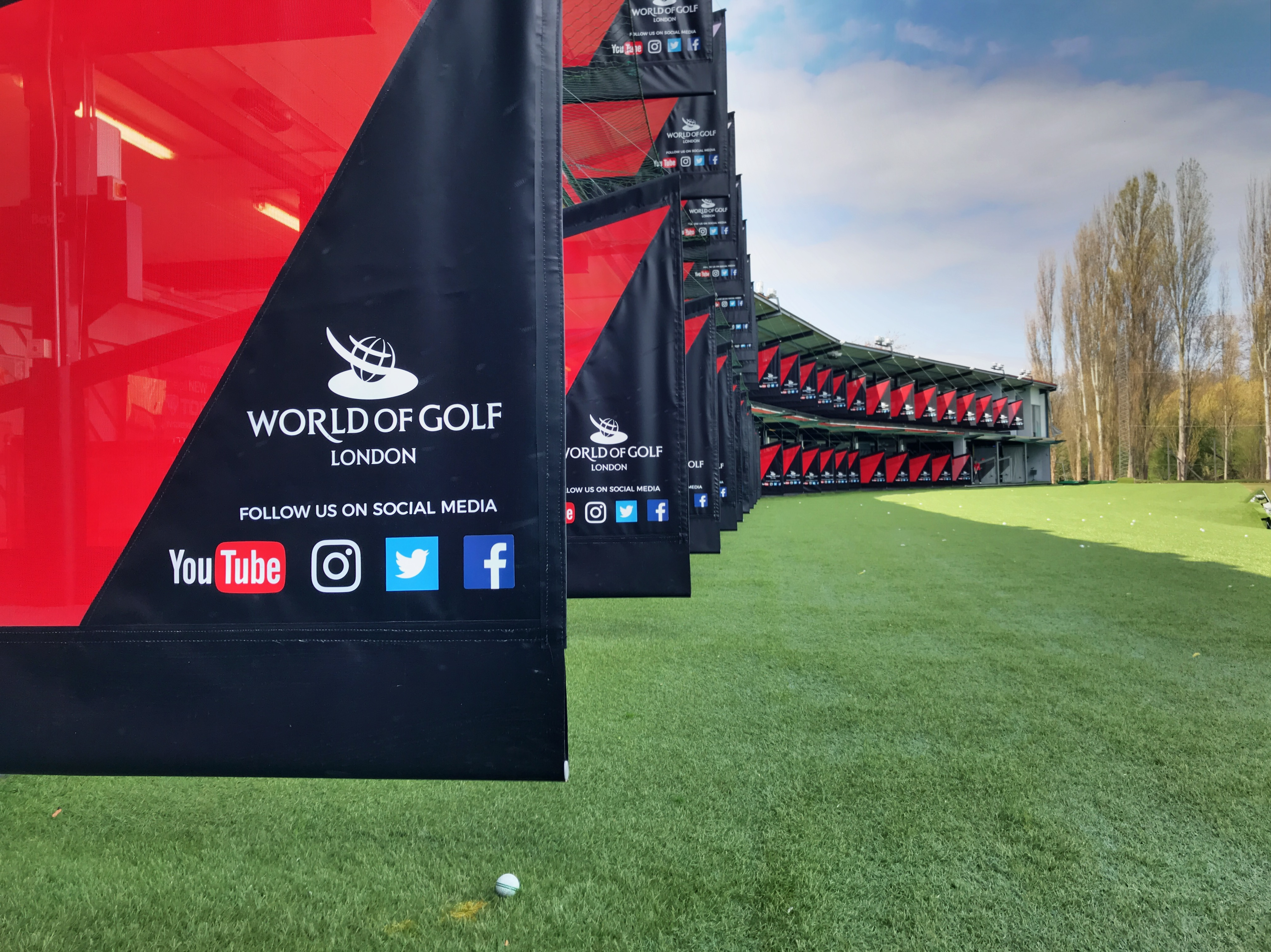 World of Golf London 2