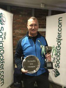 TSG Matchplay Champion 2018 - Dave Short
