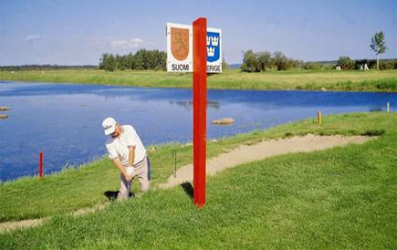 UniqueGolf Courses of The World - The Green Zone Golf Club - Torino Golf Club