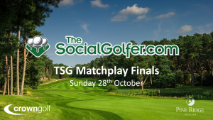 The Social golfer matchPlay Final Video at Pine Ridge 28.10.2018