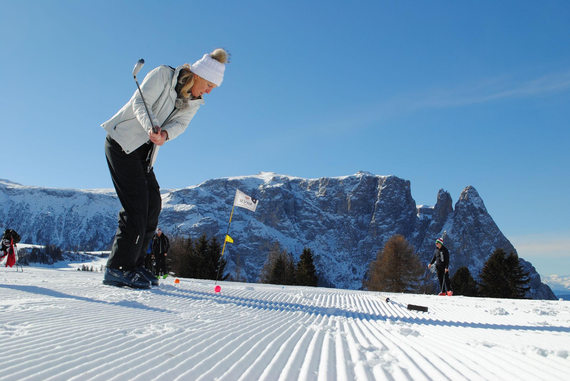 Best Winter Golf Events v1