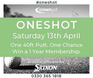 Crown Golf - ONE SHOT