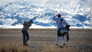 Mongolian Golf v3 - The Social Golfer