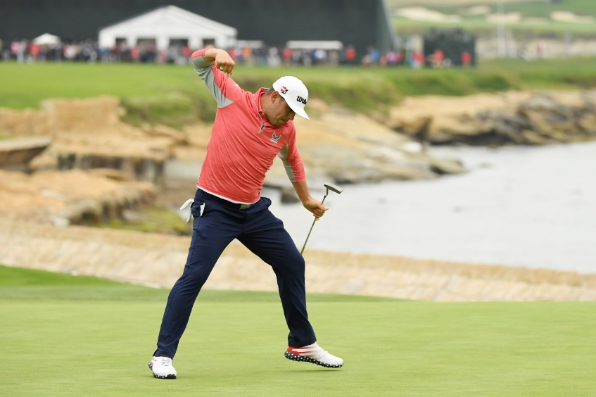 Gary Woodland - the Open 2019 - The Social Golfer
