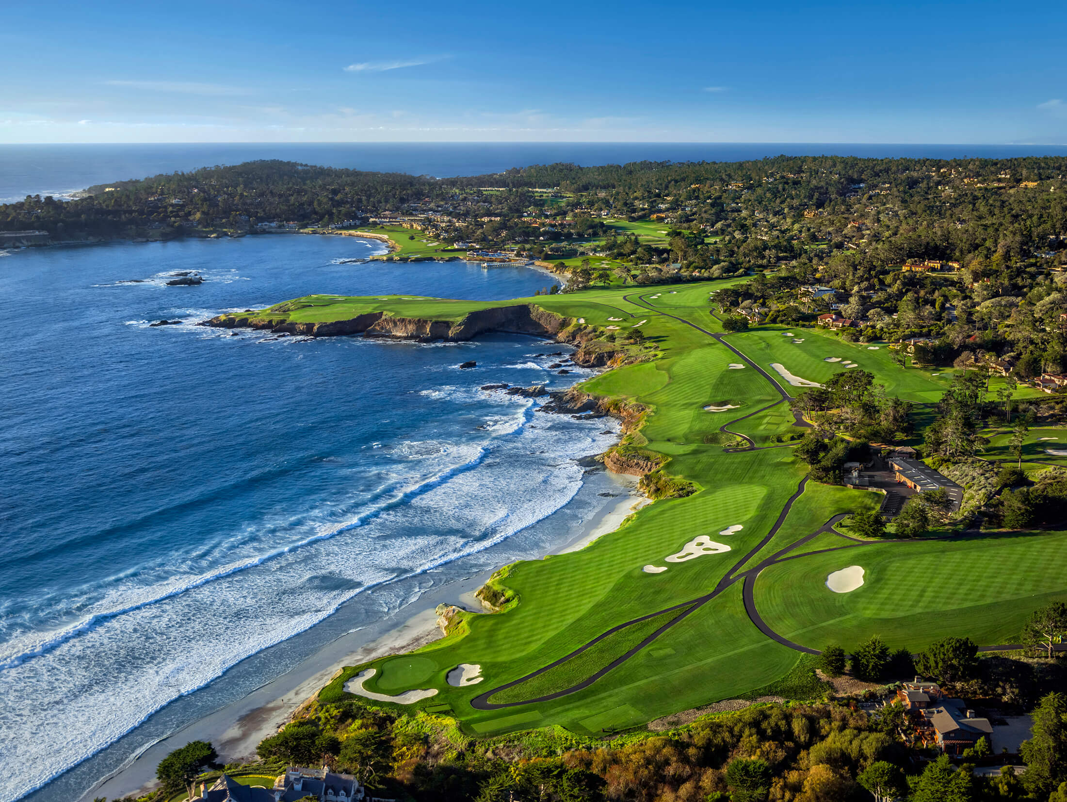 Pebble Beach Golf Club - The Social Golfer