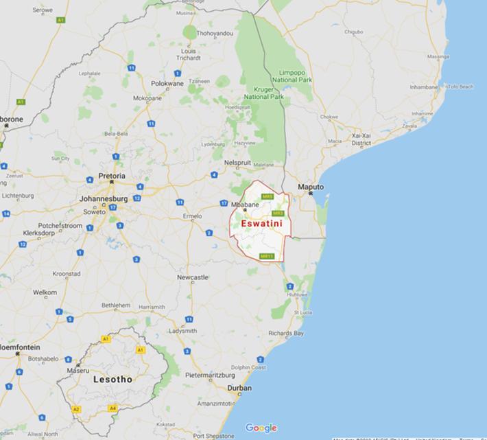 Golf in south Africa - Eswatini Kingdon - The Social Golfer