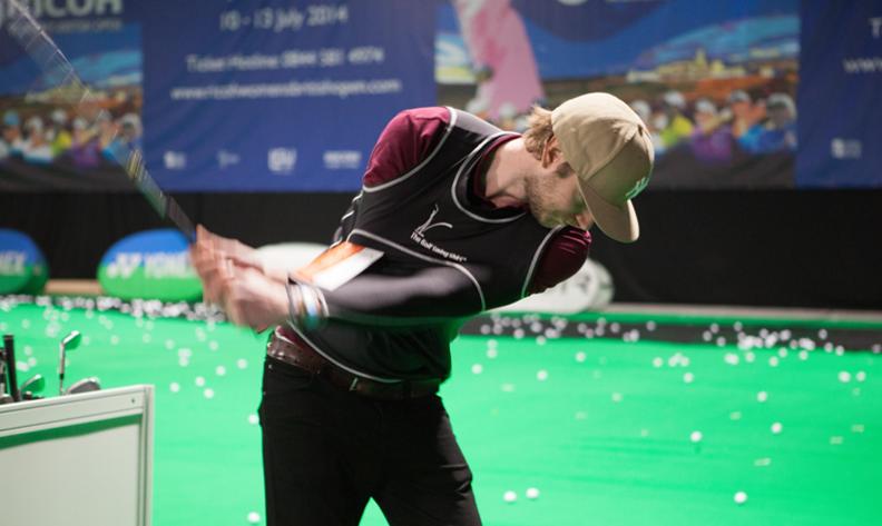 Improve Your Golf Swing - the social golfer v2