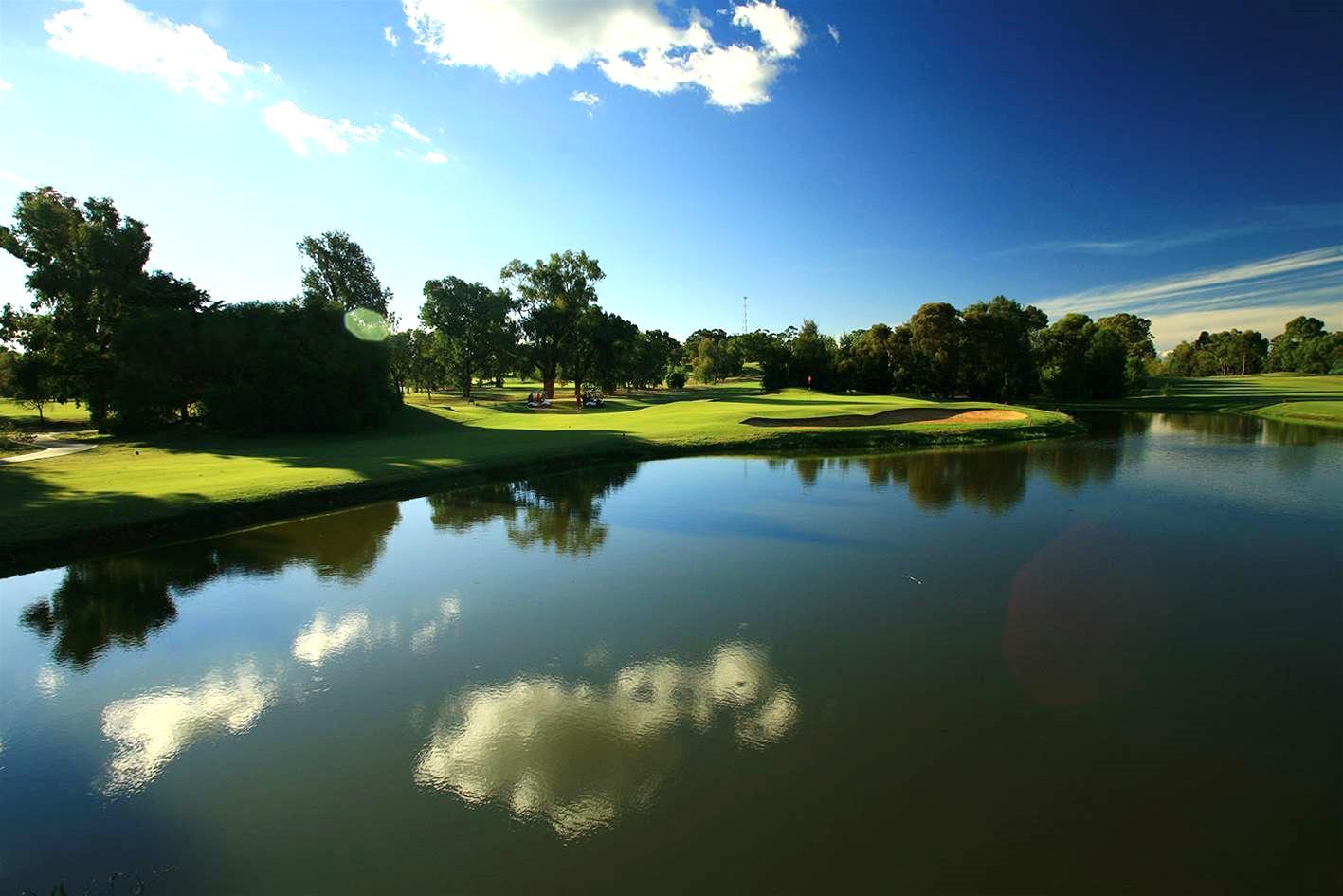 Golf in Austrailia - Yarrawonga-Mulwala Golf Resort - The Social Golfer v2