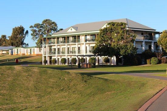 Golf in Austrailia - Yarrawonga-Mulwala Golf Resort - The Social Golfer v3