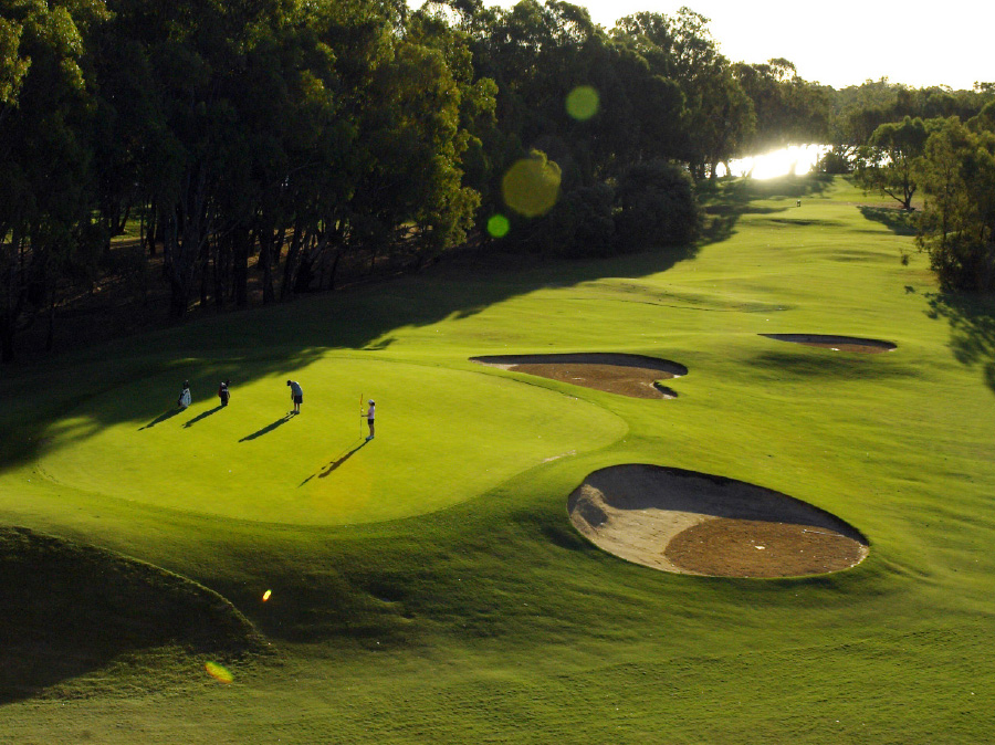 yarrwonga golf resort - the social golfer