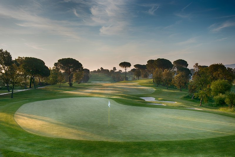 Best golf courses in Spain - PGA Catalunya v1